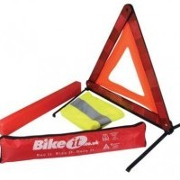 CT 100 Emergency Warning Triangle and Reflective Vest