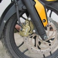 Pulsar NS200 Fender Front or Mud Guard