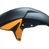 Pulsar 220F Mudguard Front and Rear
