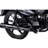 Splendor NXG 100 Silencer Guard