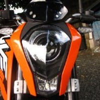 RC 200 Headlamp