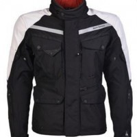Himalayan Darcha - 4 Season Touring Jacket - Black and Silver