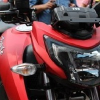 Apache RTR 200 Front Head Light