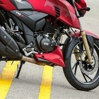 Apache RTR 200 Engine Guard