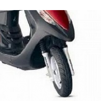 Scooty Pep Plus Front Wheel Lock
