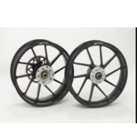 SZ Front Wheel Alloy Cover