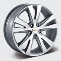 Captiva 18 Inch Alloy Wheels - Set of 4