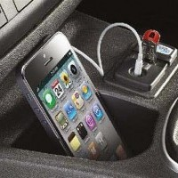 Grande Punto USB and AUX Inputs