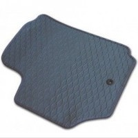 Punto Evo Rubber Mats - Front