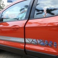 Ford Ecosport Accessories In India Price Of Ford Ecosport Body