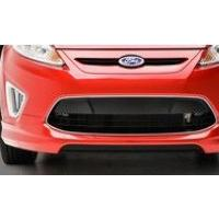 Fiesta  Sporty Airdam Front Bumper with Chrome Bezels