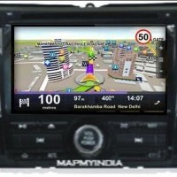 Amaze GPS Navigation System With Bluetooth