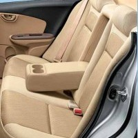 Amaze Pure Leather Seat Cover Fixed Type