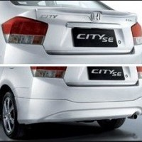 New City 2007  Front and Rear under Spoiler