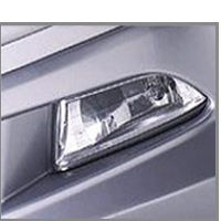 New City 2007 Front Fog Lamp Garnish Chrome