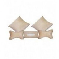 Creta Neck Rest Cushion Pair set for Front Seats