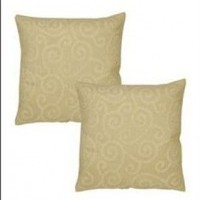 i10 Cushion Pillow Beige