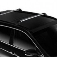 Santa Fe 2007 Roof Rack Kit