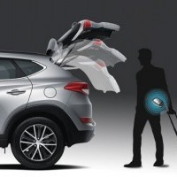 Hyundai Tucson Accessories in India | Price of Hyundai Tucson Hands Free  Smart Power Tailgate Accessory | Vicky.in