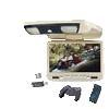 Roof Mounted In Car Live Television Dvd Player