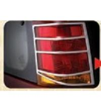 Quanto Chrome Lined Tail Lamps