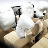 Rexton Airbags on the front and side