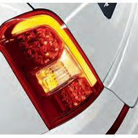 Rexton LED tail lamps