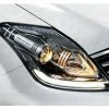 Projector headlamps with L-shaped Parking Lights