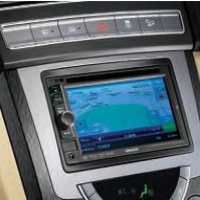Rexton SUV State of the art Infotainment system