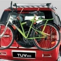 TUV300 Handy Bicycle Carrier