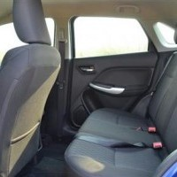 Baleno Fabric Seat Cover