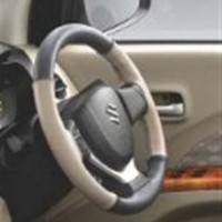 Celerio Leather Steering Cover