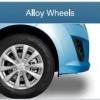 15 Alloy Wheels