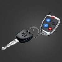 Kwid Remote Central Lock with Security System