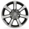 Machine Finish Alloy Wheels