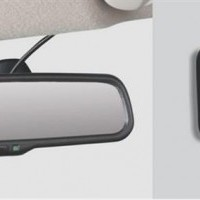 Evalia Rear Parking Sensor With Camera