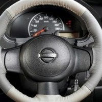 Micra  Steering Covers Whipped cream