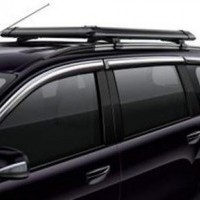 Lodgy Wind Deflector Chrome