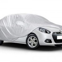 Scala Silver Car Cover
