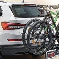 Bicycle Carrier For A Tow Bar