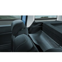 Yeti Boot cover behind rear seats