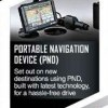 Portable Navigation Device