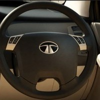 Indigo Manza Steering Wheel Covers