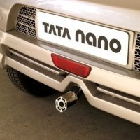 Nano CNG Exhaust Tip