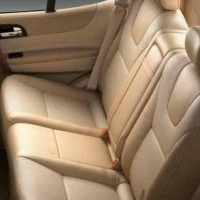Safari Storme Seat Cover - Beige and Brown