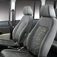 Sumo Gold Seat Cover Grey Dobby and Grey 9
