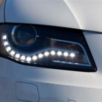 Tiago DRL with Fog lights