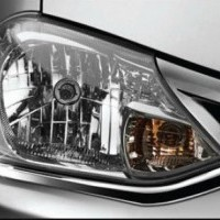 Etios Diesel  Headlamp Chrome garnish