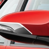 Platinum Etios Side Mirror Chrome Garnish