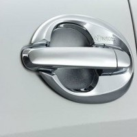 Fortuner Chrome Door Housing 1
